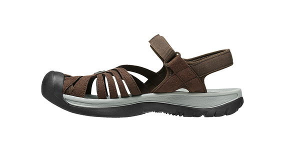 Keen Rose Sandals Women cascade brown/neutral grey